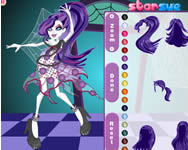 Dot dead gorgeous Spectra Style Monster High j�t�kok ingyen