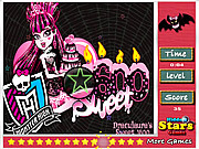 Draculaura hidden stars Monster High j�t�kok