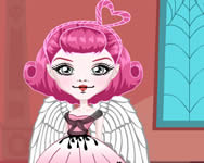 Monster High Chibi C A cupid dress up j�t�k