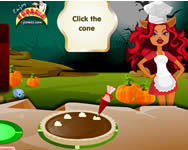 Monster High epic pie online j�t�k