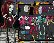 Monster High fashion j�t�k