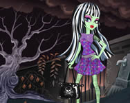 Monster High Frankie Stein fashion online j�t�k