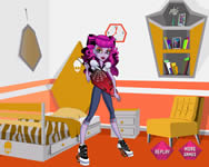 Operettas bedroom decorating Monster High j�t�kok