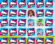 Monster High memory game Monster High játékok