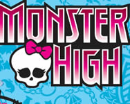 Monster High mix up online játék