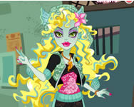 Monster High series Lagoona Blue játék